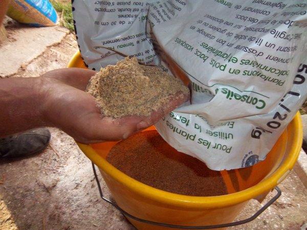 Fabrication de nos farines