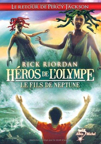 Héros de l'Olympe : Le fils de Neptune