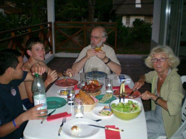 Vacances Amerique du Sud cinquième partie