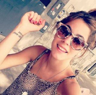 New Tini Instagram ..