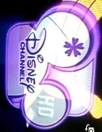 Logo de Disney Channel pour la soirée spéciale Violetta ♥