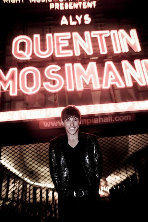 quentin a l'olympia