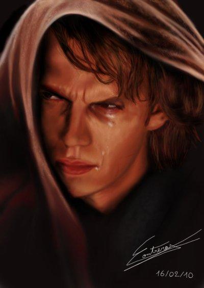 Anakin skywalker dark vador mes dessins - Dessin de dark vador ...