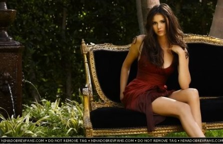 Exclusivité The Vampire Diaries : Interview Nina Dobrev
