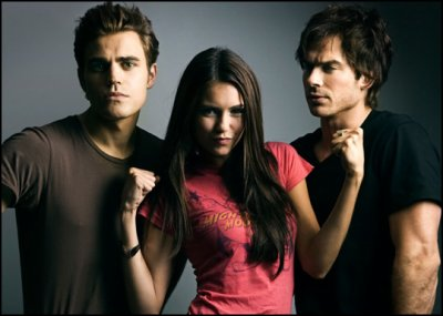 Vampire Diaries : épisodes en streaming de la saison 1 de la série TV!
