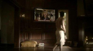 The Vampire Diaries saison 2 : Episode 13, Ian Somerhalder torse nu (photos)