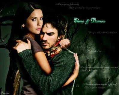 The Vampire Diaries : Damon, protecteur d'Elena avant tout