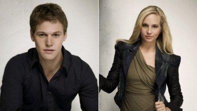 Vampire Diaries saison 2 ... Candice Accola parle de Matt et Caroline