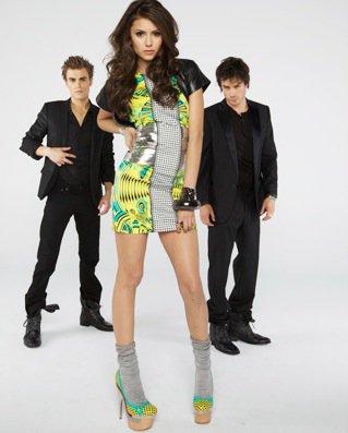 Vote pour Katerina Graham + Vampire Diaries saison 2 ... trois personnages vont mourir (spoiler) + Vampire Diaries : vidéo exclusive du bêtisier de la série TV !