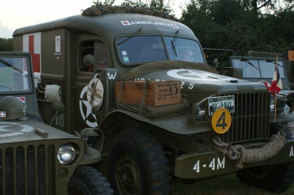 70E LIBERATION DE BEAUNE  AU CHAR ORLEANS II  LE 8/9/1944-2014  WC54