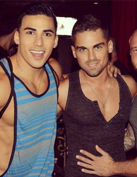 Topher DiMaggio‬ and Jon Varak! Gorgeous, right?