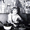 Notre Annie Cordy, les moules et la demi-gueuze.