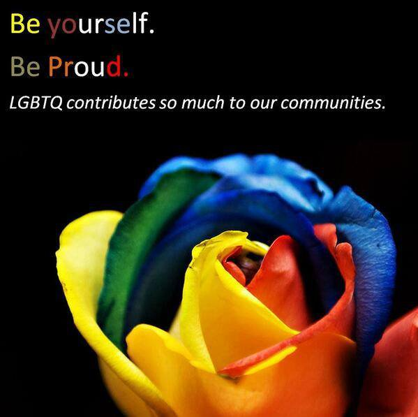 Be Proud !