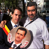 """Le Grand soutien de """"Debout les Belges"""" à Bashar et au peuple syrien"""