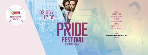 Pride Day Brussels (Pride4Every1), le 17 mai 2014