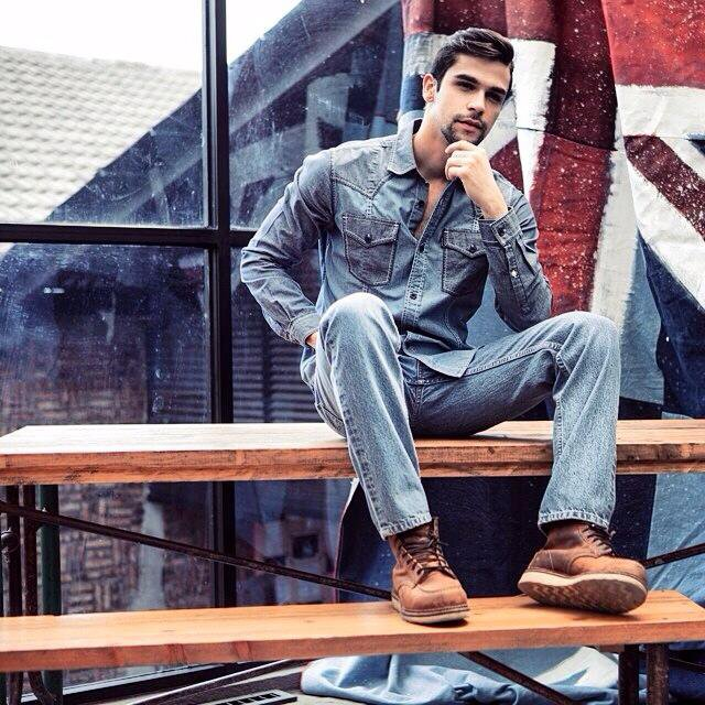 Amco jeans campaign