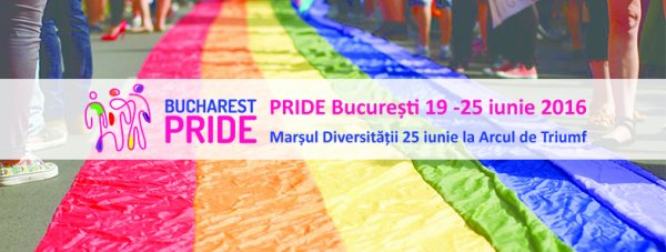 Bucharest Pride 2016
