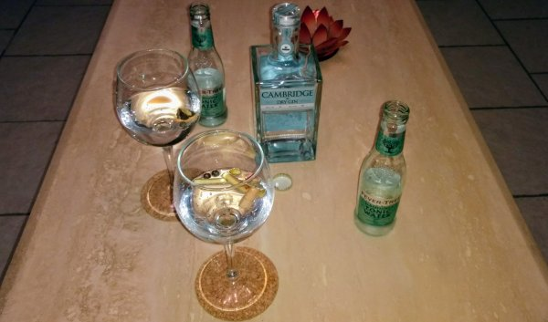 Cambridge Dry Gin: a gin for all seasons!