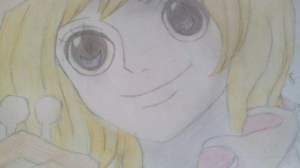Dessin One Piece fait par mo8