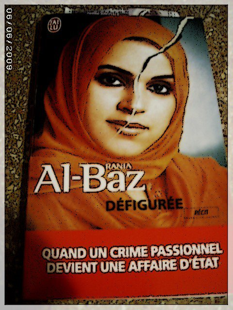 Rania El Baz Defiguree Blog De Ventes Achats Online