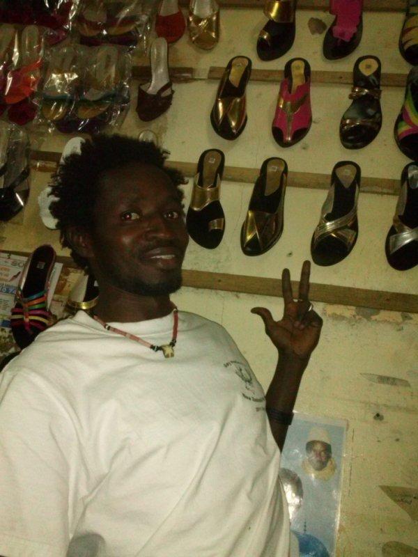 Cordonnier à  Sénégal a dakar