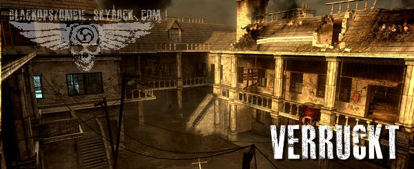 3 - Chapitre 2 : Viste à l'asile, Verruckt.