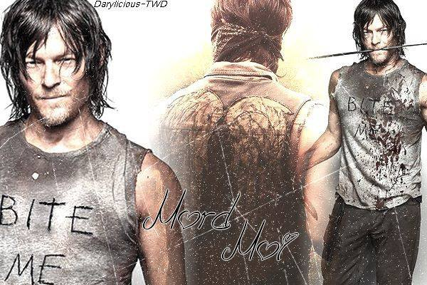 ♦ Darylicious-TWD. Mord Moi.