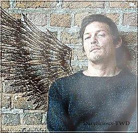 Darylicious-TWD. Normaan Reedus ♥ Son Accident.