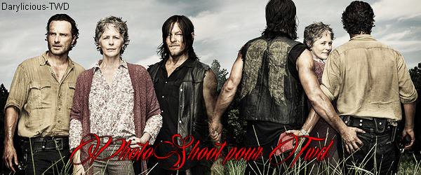♦ Darylicious-TWD. Normaan Reedus ♥ Photoshoot pour TWD Saison 6.