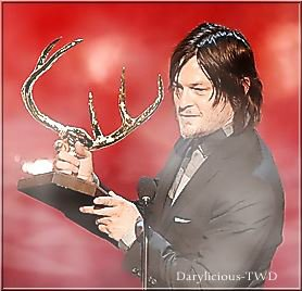 Darylicious-TWD. Normaan Reedus ♥ Guys Choice awards.