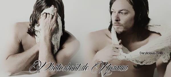 ♦ Darylicious-TWD. Normaan Reedus ♥ Photoshoot