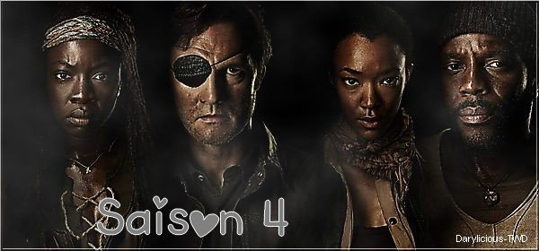 Darylicious-TWD. Normaan Reedus ♥ The Walking Dead Saison 4.