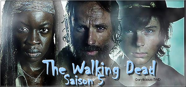 Darylicious-TWD. Normaan Reedus ♥ The Walking Dead Saison 5.