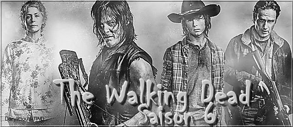 Darylicious-TWD. Normaan Reedus ♥ The Walking Dead Saison 6.