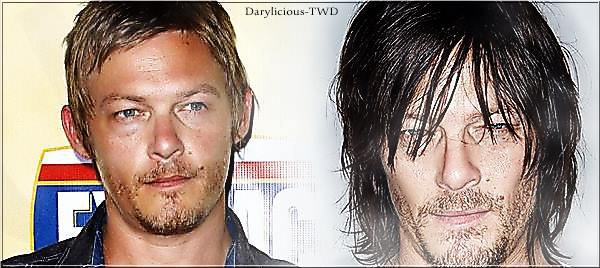 Darylicious-TWD. Normaan Reedus ♥ Cheveux Court ou Cheveux Long ?
