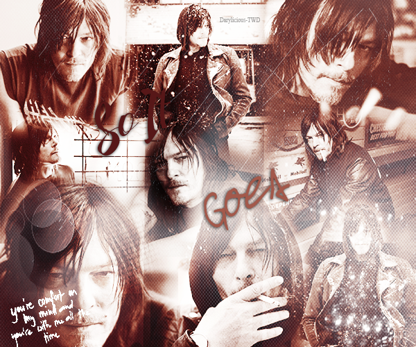 ♦ Darylicious-TWD. Normaan Reedus ♥ Photoshoot So It Goes.
