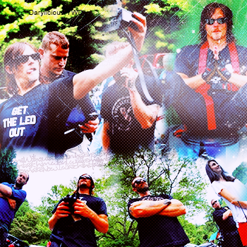 Darylicious-TWD. Normaan Reedus ♥ RIDE WITH NORMAN REEDUS - Episode 3. «Région des Appalaches: Blue Ridge Parkway""