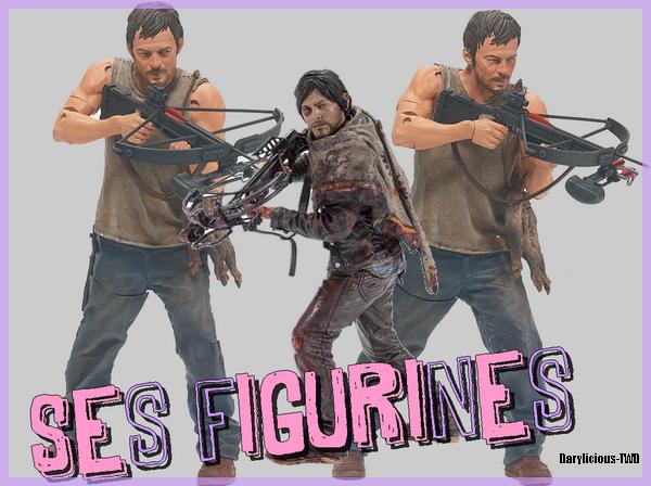 Darylicious-TWD. Normaan Reedus ♥ Ses Figurines.