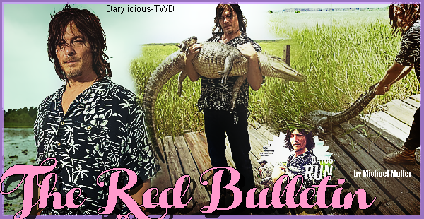 Darylicious-TWD. Normaan Reedus ♥ The Red Bulletin - PhotoShoot.