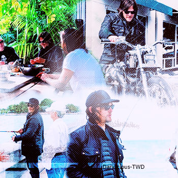 Darylicious-TWD. Normaan Reedus ♥ RIDE WITH NORMAN REEDUS - Episode 5. Louisiana: Crescent City & Episode 6. The Keys With Peter Fonda.
