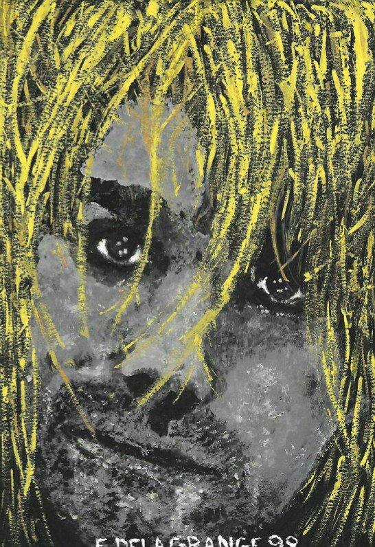 Kurt Cobain (Delagrange Frédéric)