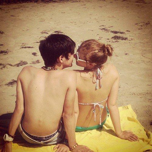 Chouchou et sa copine ♥