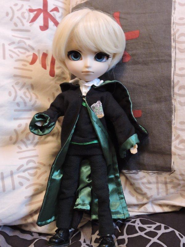 Présentation de mes dolls - Drago Malefoy