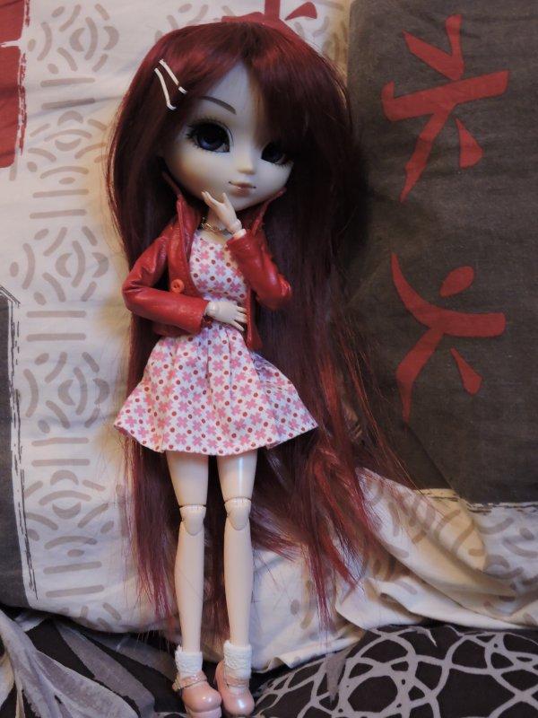 Présentation de mes dolls - Sélèna Vasilis