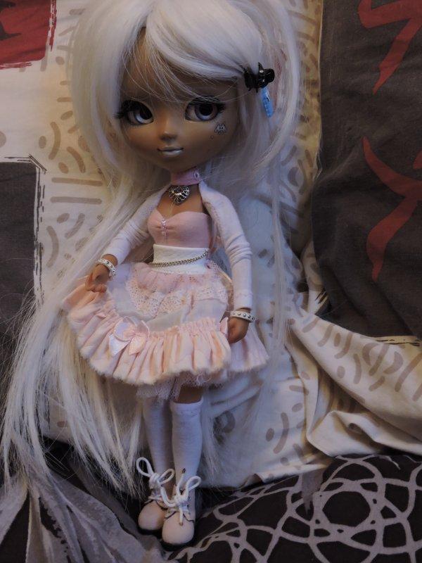 Présentation de mes dolls - Swan Vasilis