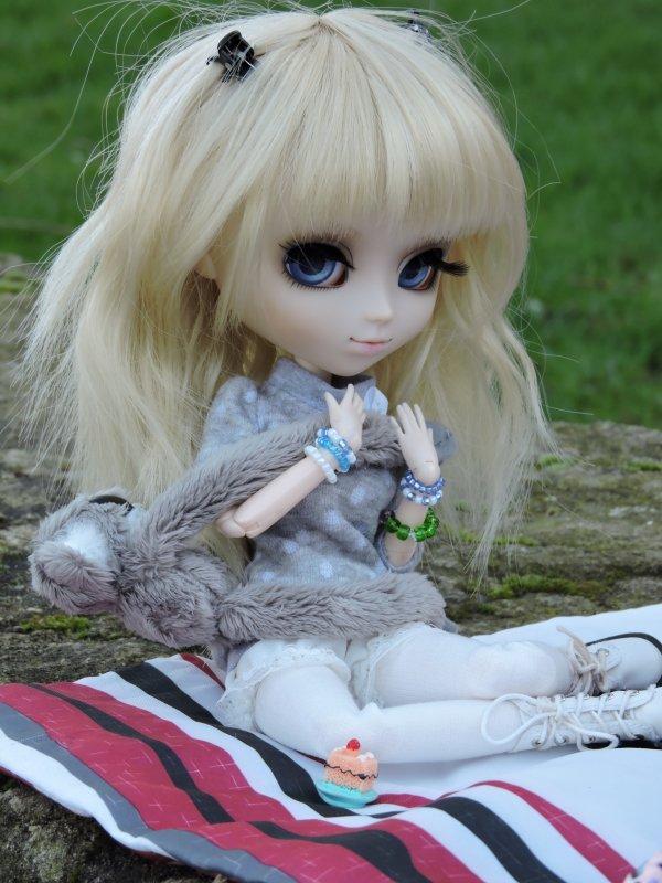 Présentation de mes dolls - Annaëlle Hawkins