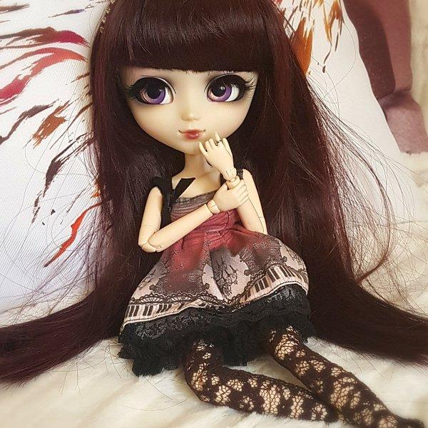 Présentation de mes dolls - Kira Anderson