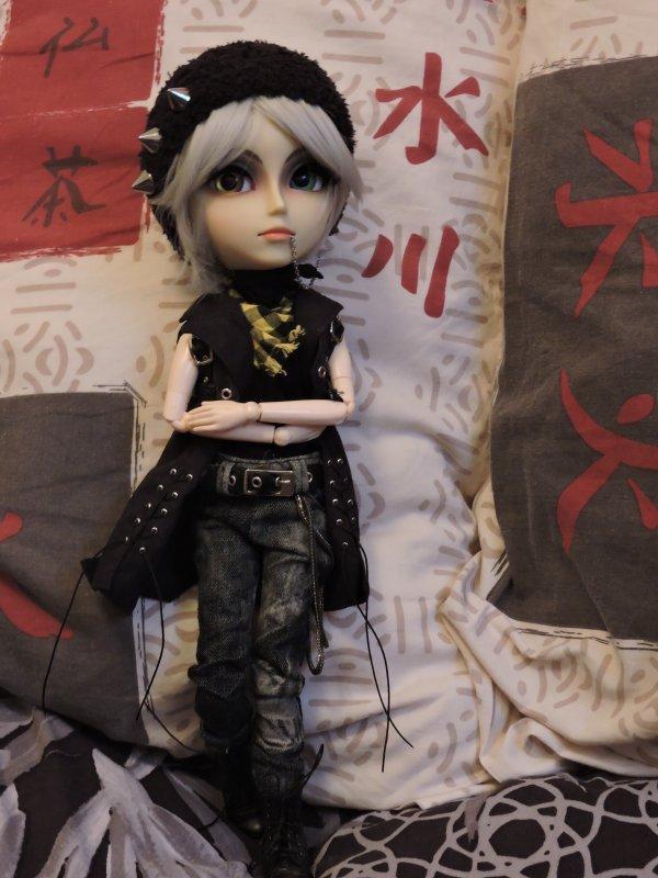 Présentation de mes dolls - Lysandre Murray