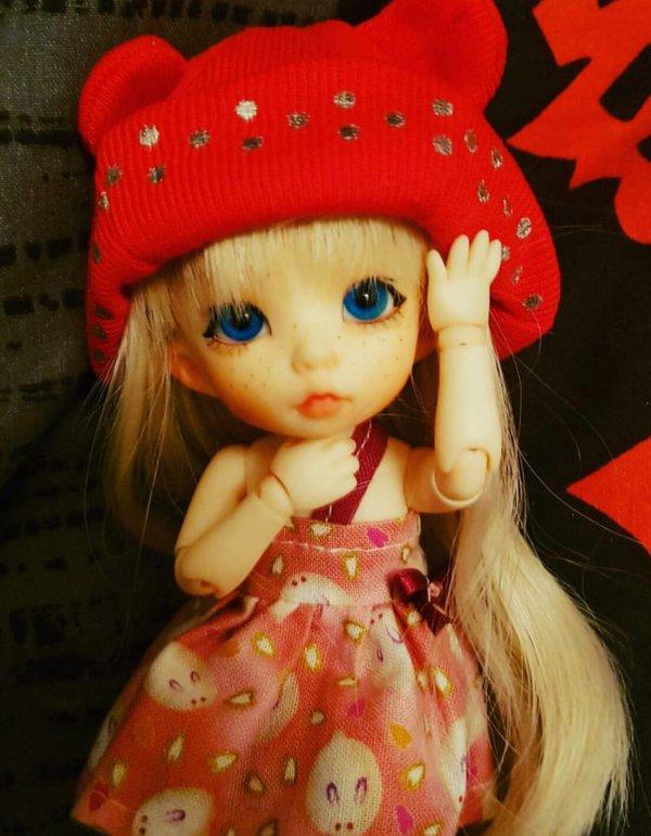 Présentation de mes dolls - Ponyo Myers