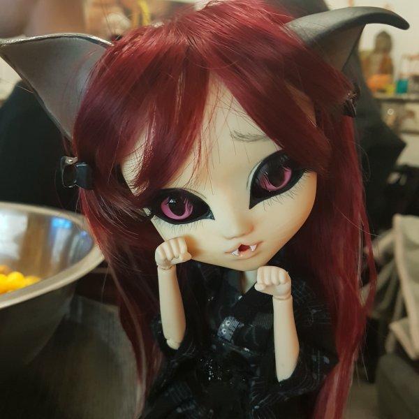 Présentation de mes dolls - Anyanka Fields
